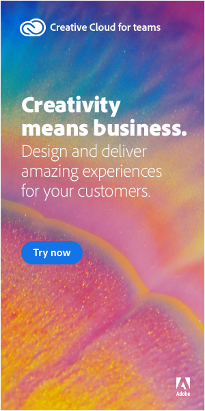 Adobe Creative Cloud Ad