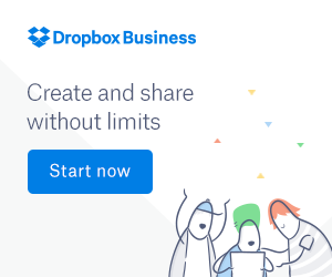 Dropbox business ad